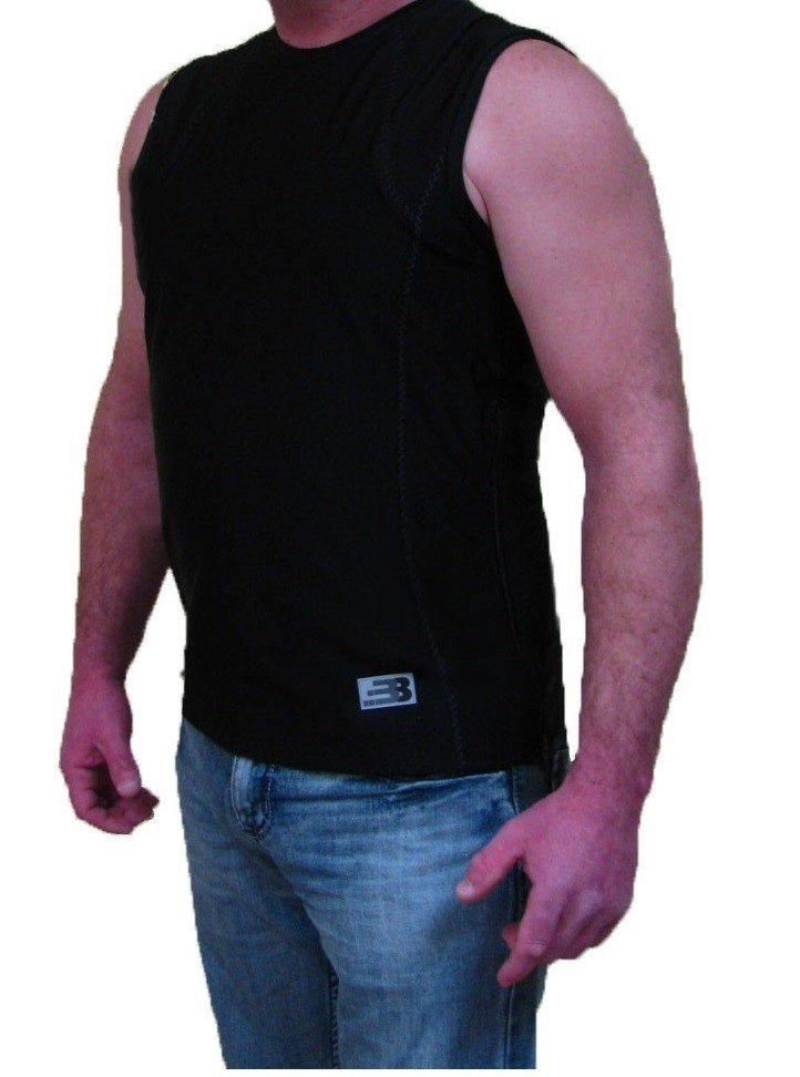 1cd890146 Gabriel BBL Ballistic Base Layer Compression Vest- NIJ IIIA Protection