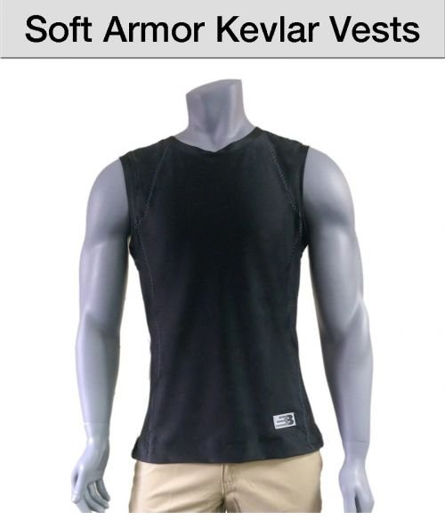 Soft Armor Kevlar Vests