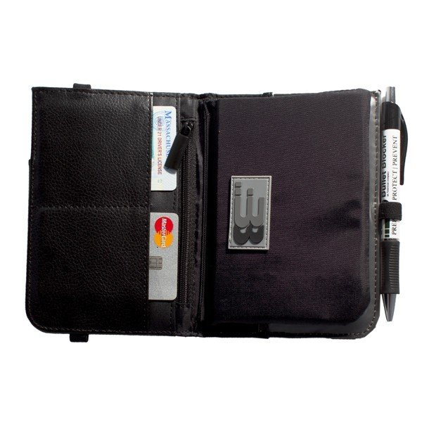 6a8029b53de8 ... Products Bulletproof Leather Passport Wallet- NIJ Level IIIA  Protection. Sale!   